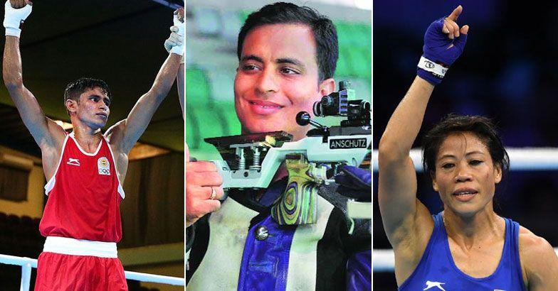 കോമണ് വെല്ത്ത് ഗെയിംസ്: ഇരുപതാം സ്വര്ണവും പൊരുതി നേടി ഇന്ത്യ