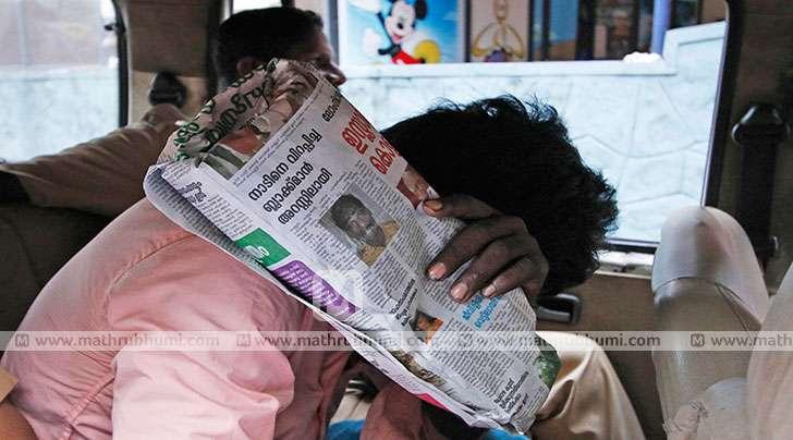 കണ്ണൂർ നഗരത്തെ ഭീതിയിലാഴ്ത്തിയ ബ്ലാക്ക്മാന് ഒടുവില് പിടിയില്