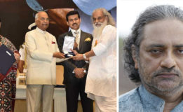 ദേശീയ ചലച്ചിത്രപുരസ്കാര വിതരണം ബഹിഷ്കരിച്ച പുരസ്കാര ജേതാക്കളുടെ നടപടിയെ രൂക്ഷമായി വിമര്ശിച്ച് ജോയി മാത്യു