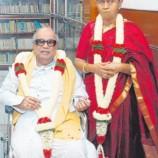 എം.കരുണാനിധിയുടെ ഭാര്യ ദയാലു അമ്മാളു ആശുപത്രിയില്