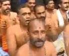 പ്രതിഷേധിച്ച മേല്ശാന്തിമാര്ക്ക് നോട്ടീസ്