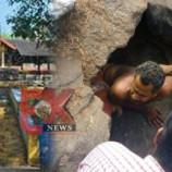 തിരുവില്വാമല വില്വാദ്രിനാഥ ക്ഷേത്രത്തിൽ പുനർജ്ജനി നൂഴൽ ഭക്തി സാന്ദ്രമായി നടന്നു
