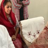 എം.ഐ ഷാനവാസിന്റെ കുടുംബാംഗങ്ങളെ സന്ദർശിച്ച് കോൺഗ്രസ് അധ്യക്ഷൻ രാഹുൽ ഗാന്ധി