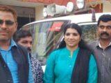 കോണ്ഗ്രസ് അധ്യക്ഷന് രാഹുല് ഗാന്ധിക്കെതിരെ അമേഠിയില് മത്സരിക്കുന്നതിനായി സരിത എസ് നായര് നാമനിര്ദ്ദേശക പത്രിക സമര്പ്പിച്ചു